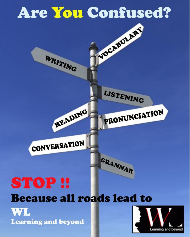 Mastering English !